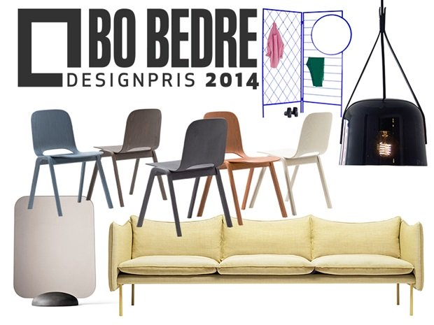 Bo Bedre Designpris 2014