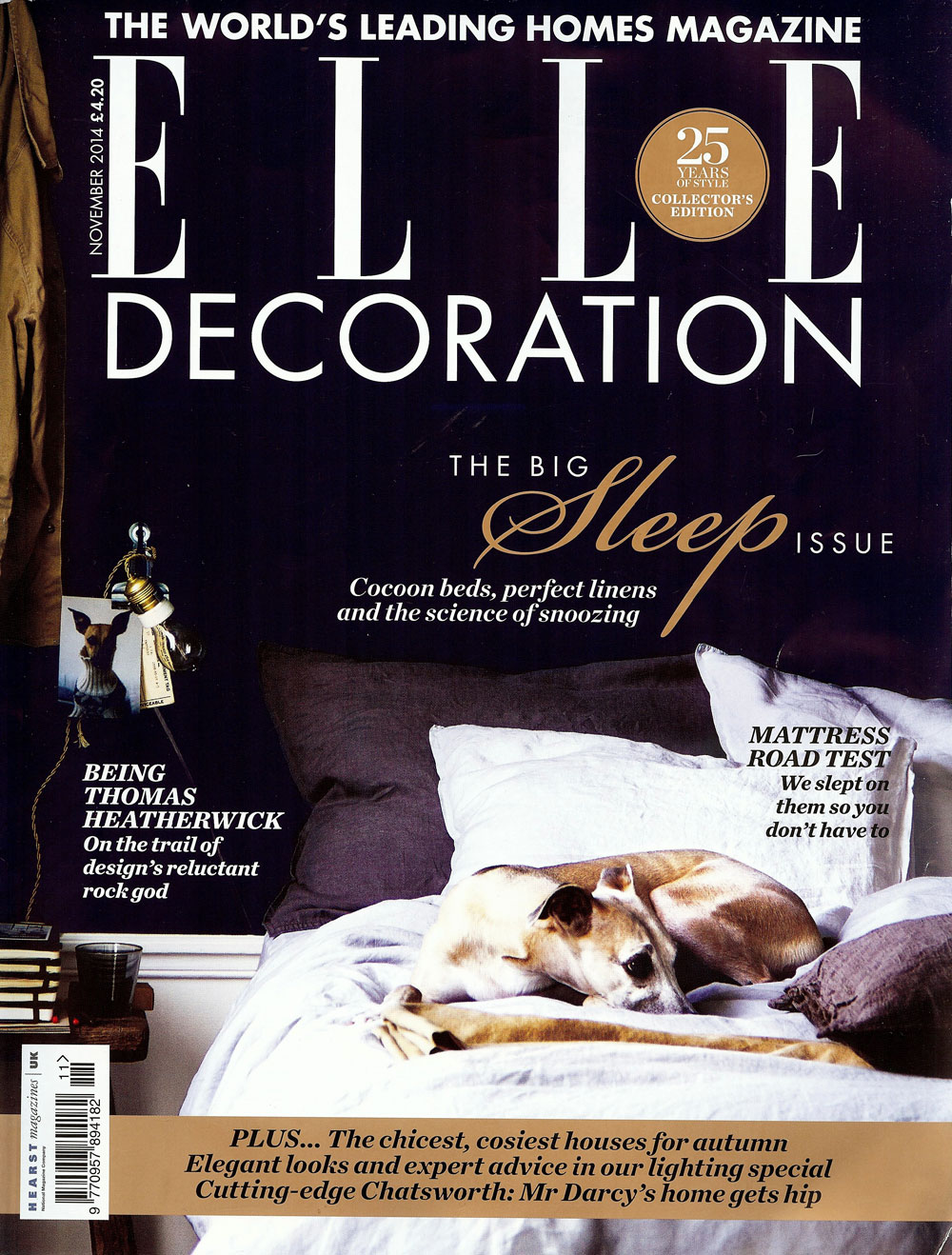 elle decoration uk magazine vera kyte. Black Bedroom Furniture Sets. Home Design Ideas