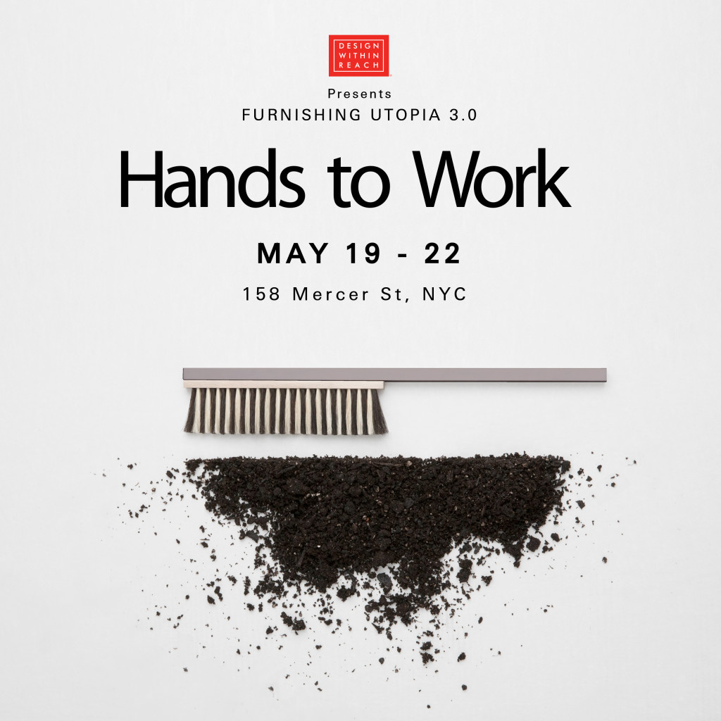 Hands to work IG single image flier