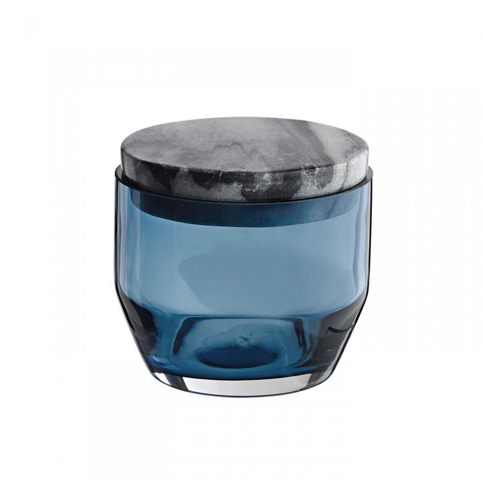 Stoneware-container-medium-Blue