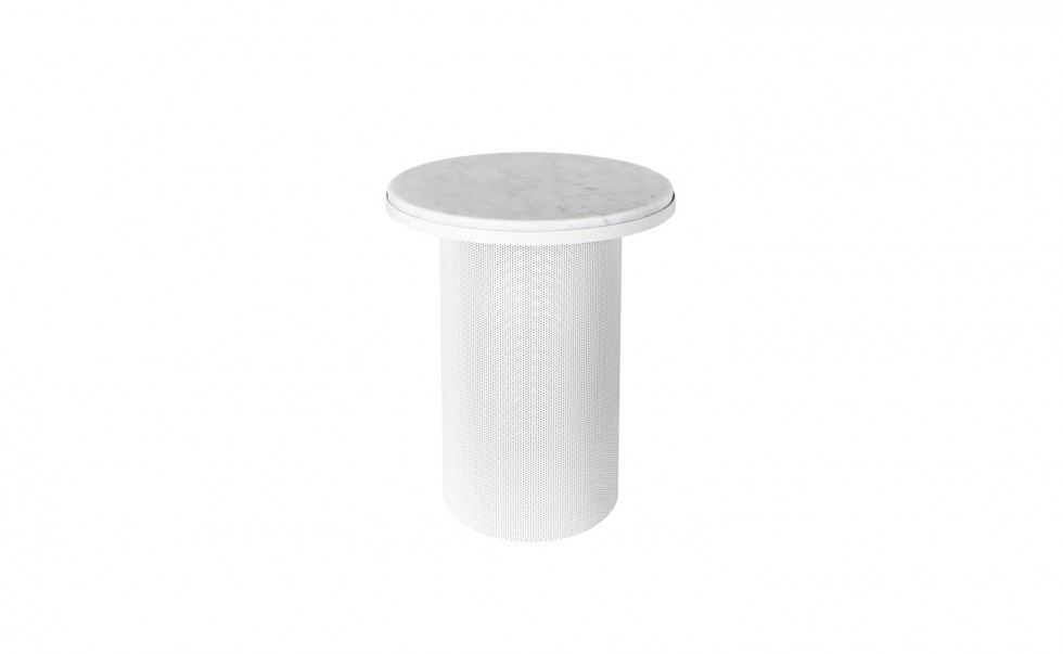 Esaila - Vera & Kyte - Pedestal - White 01
