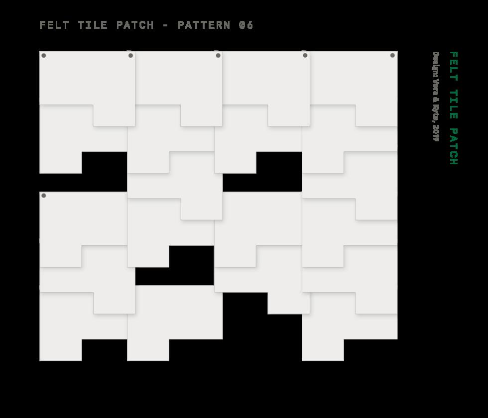 Felt+Tile+Patch+Pattern+6